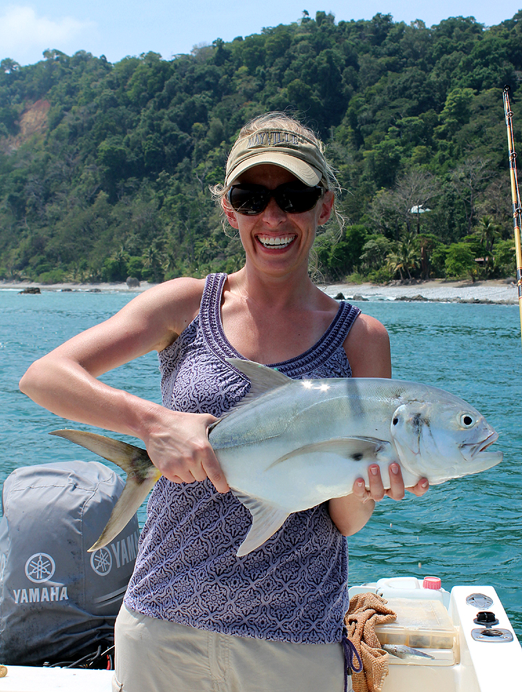 costa rica in shore fishing
